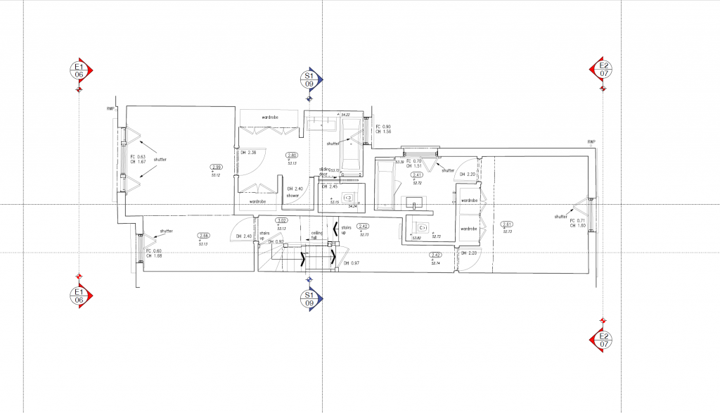Accurate As Built 2d Autocad Drawings Glasgow