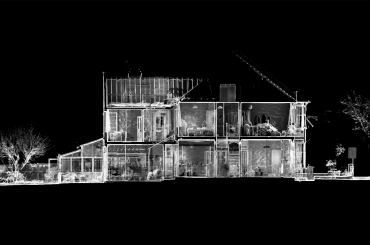 3D Point Cloud residential property